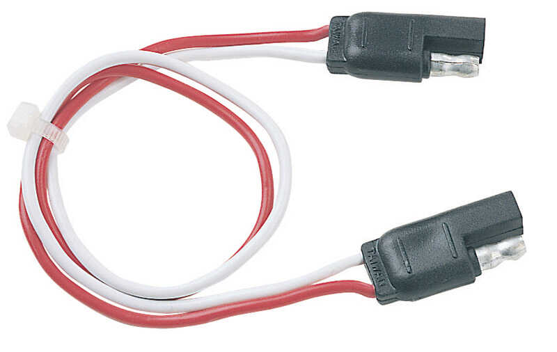 Plug-In Simple  12 in. 6 - 12 volt Connector
