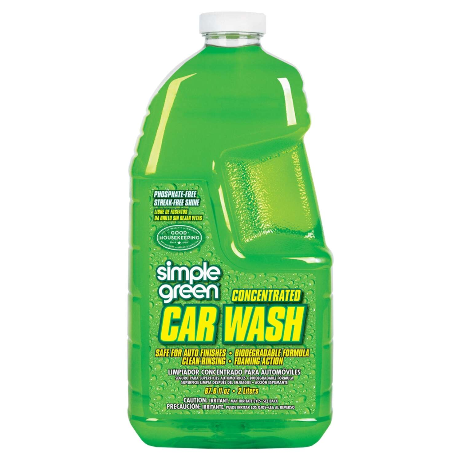 Simple Green Concentrated Car Wash 67.6 oz.