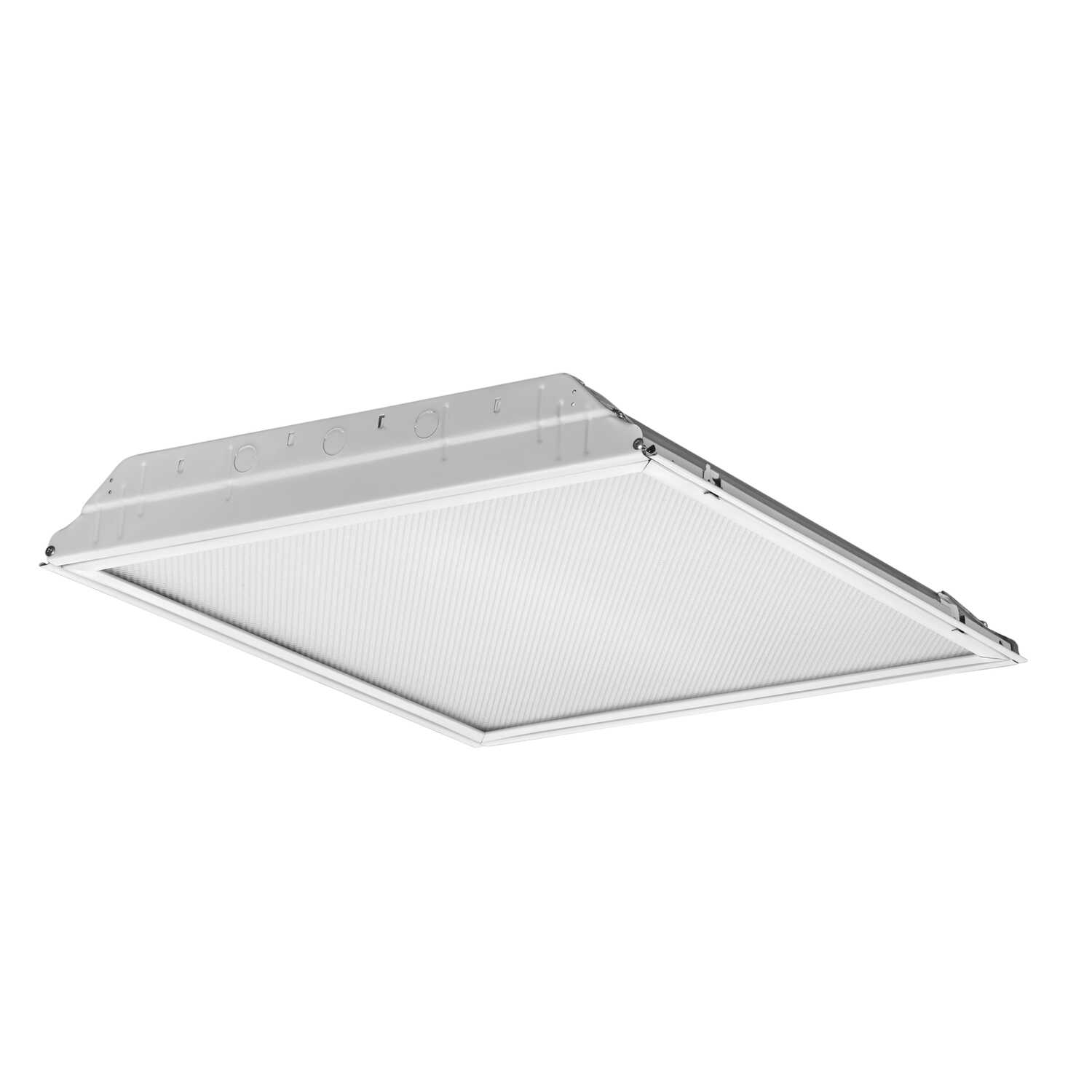 Lithonia Lighting  LED Troffer Fixture  3-1/4 in. 24 in. 24 in. 35 watts