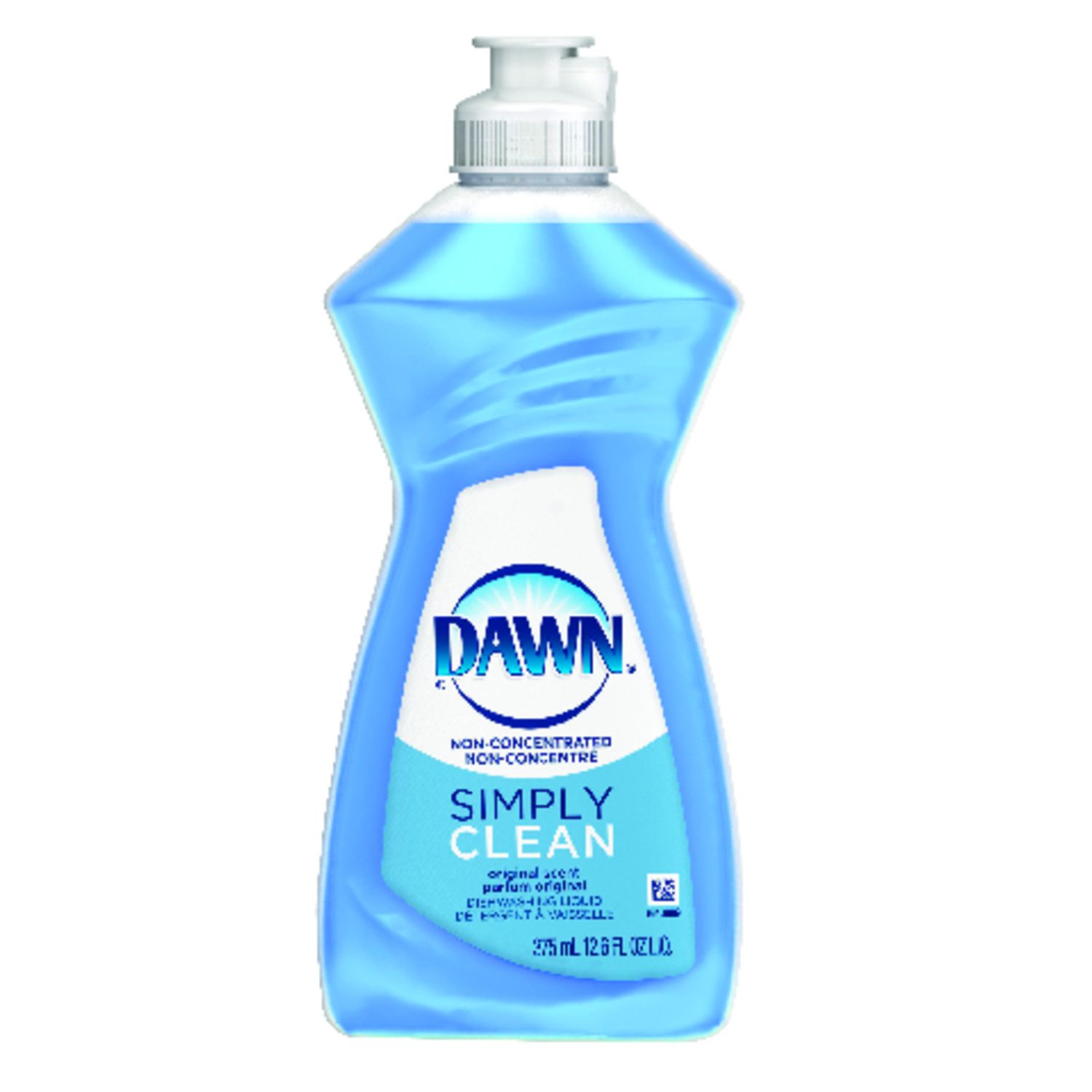 Dawn  Simply Clean  Original Scent Liquid  Dish Soap  12.6 oz.