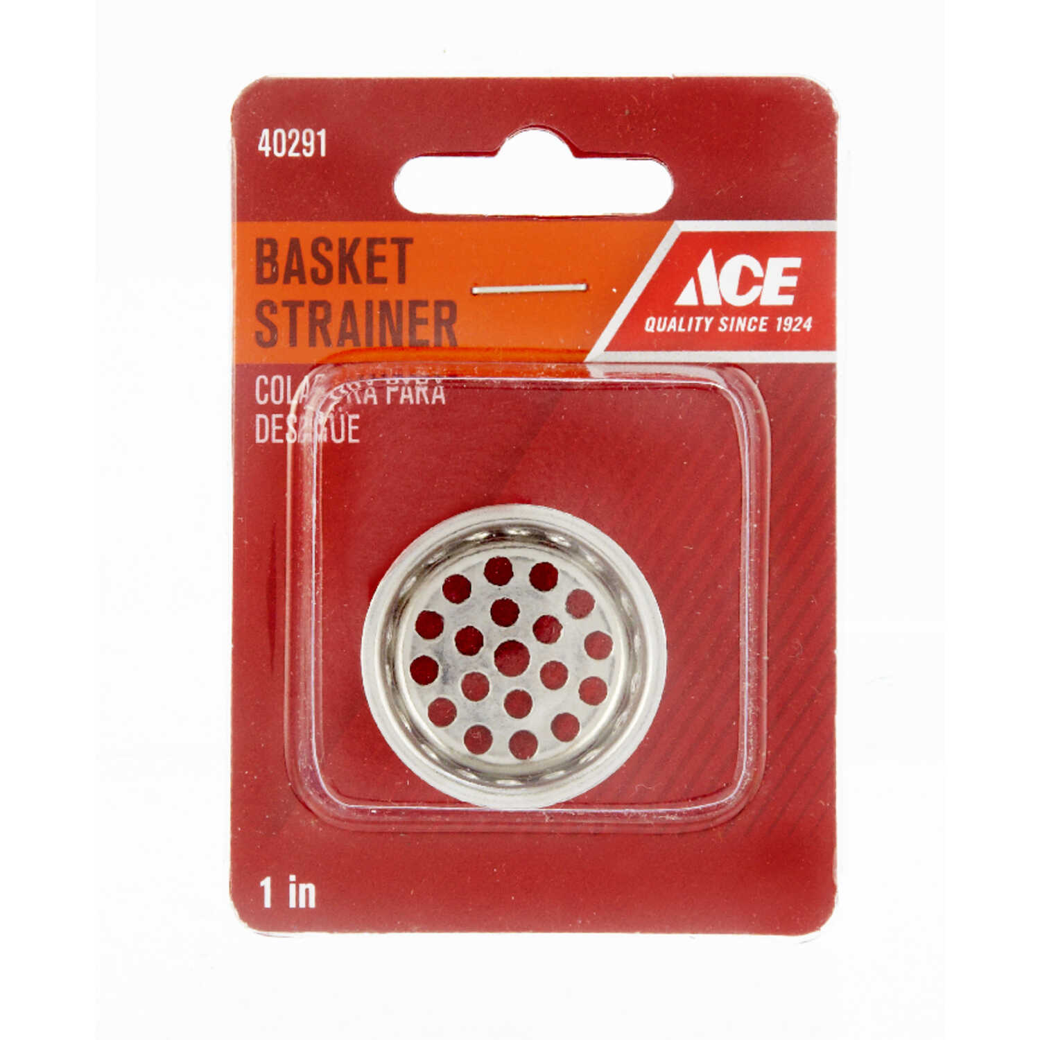 Ace  1 in. Dia. Replacement Strainer Basket