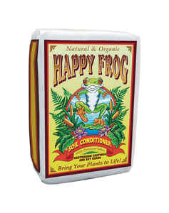 FoxFarm  Happy Frog  Organic Soil Conditioner  3 cu. ft.