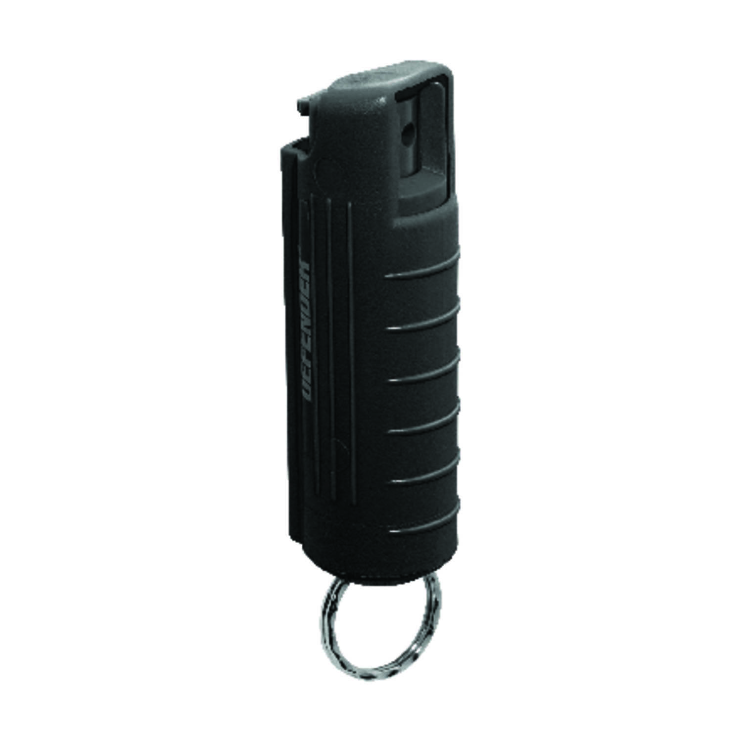 Master Lock  American Defender  Black  Red Pepper Spray