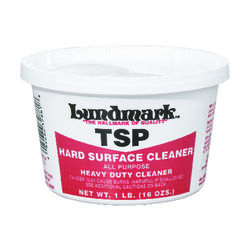 Lundmark  TSP  No Scent Hard Surface Cleaner  1 lb. Powder