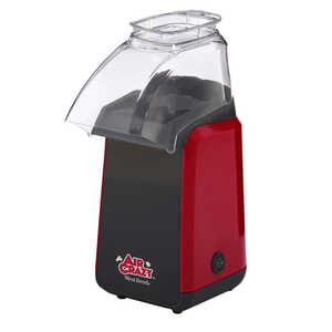 West Bend  110 volts/1400 watts  4 quarts  Red  Popcorn Air Popper