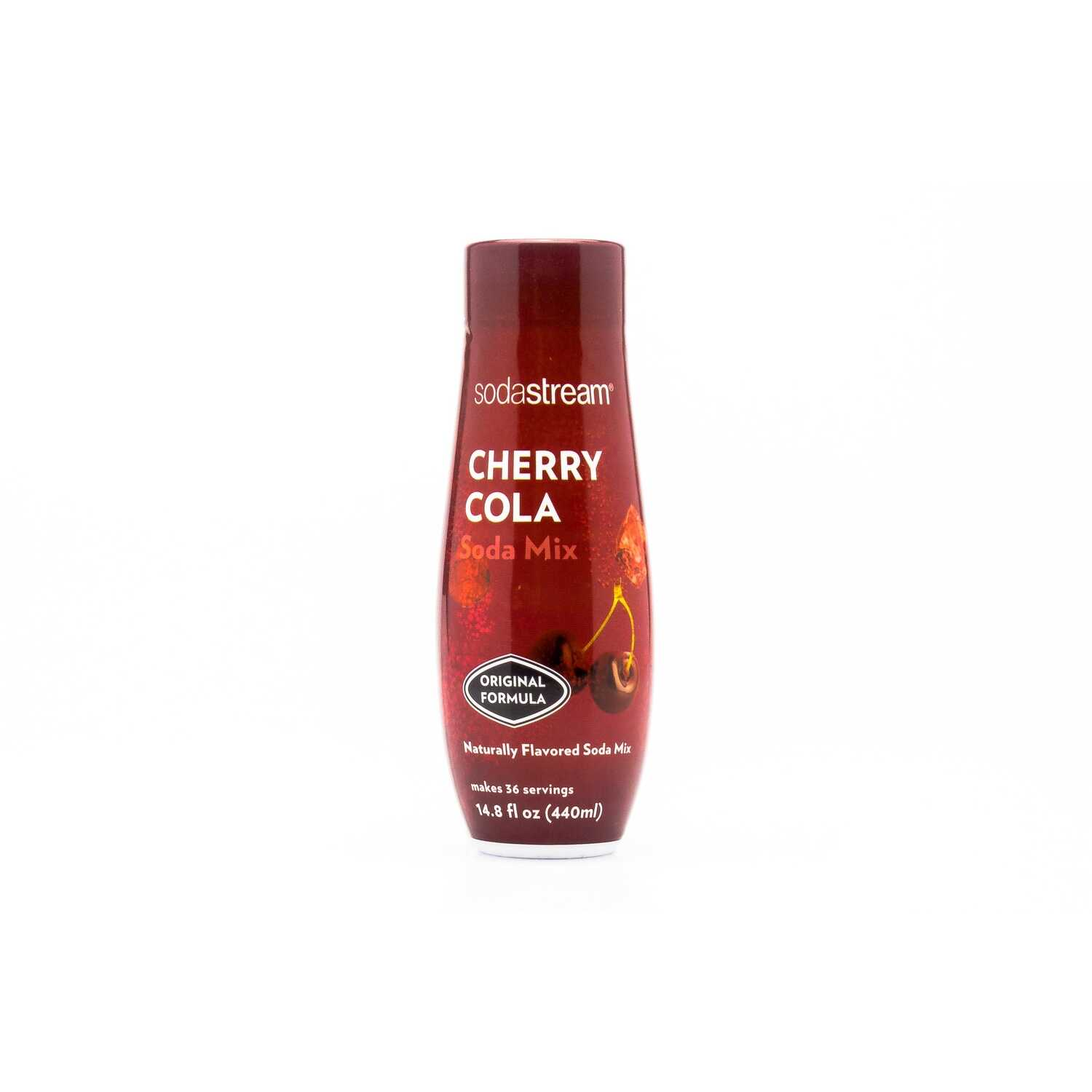Sodastream  Cherry Cola  Soda Mix  14.8 oz. 1 pk