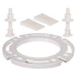 Sioux Chief Raise-A-Ring PVC Closet Flange Extension Ring Kit