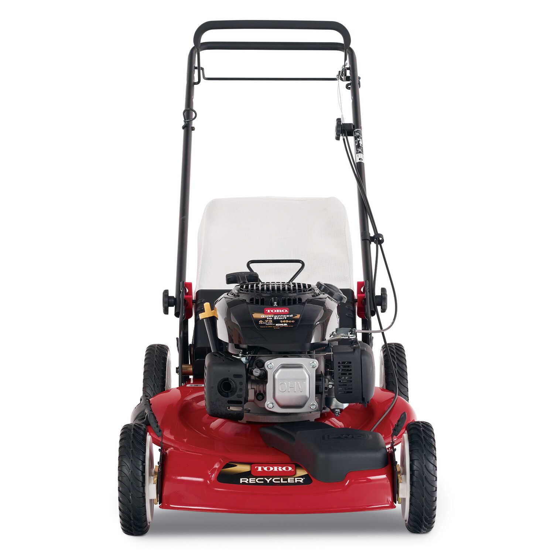 Toro 149 Cc Self Propelled Lawn Mower Ace Hardware