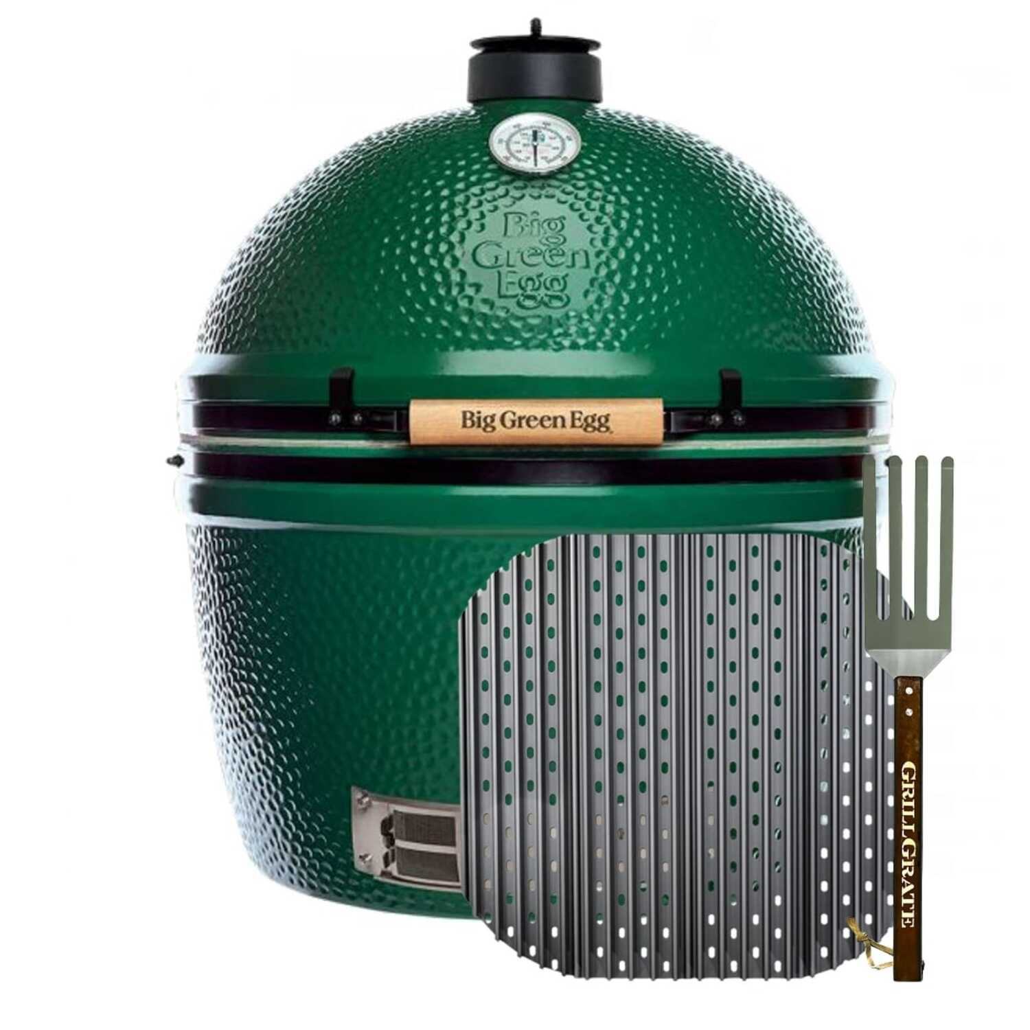 GrillGrate  Aluminum  Grill Grate Kit  Big Green Egg- XL and Big Joe
