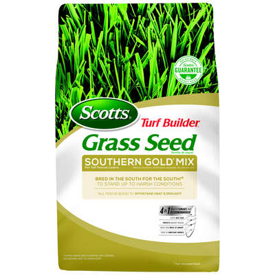 Scotts  Turf Builder  Southern Mix  Sun/Shade  Grass Seed  3 lb.