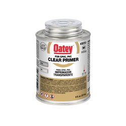 Oatey  Clear  Primer  8 oz.