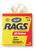 Scott  Rags in a Box  Paper  Cleaning Cloth  12 in. W x 10 in. L 200 pk