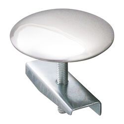 LDR  Stainless Steel  1-3/4 in. Dia. Faucet Hole Cover