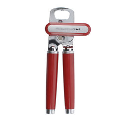 KitchenAid  Gloss  Red  ABS/Stainless Steel  Manual  Bottle/Can Opener