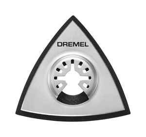 Dremel  Multi-Max  3 in. Dia. Metal  Hook and Loop Pad  21000 rpm 1 pc.