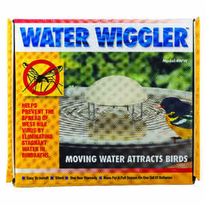 Allied  5.5 in. H x 5.5 in. W x 3 in. D Water Agitator