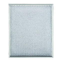 Broan  8-3/4 in. W Silver  Range Hood Filter