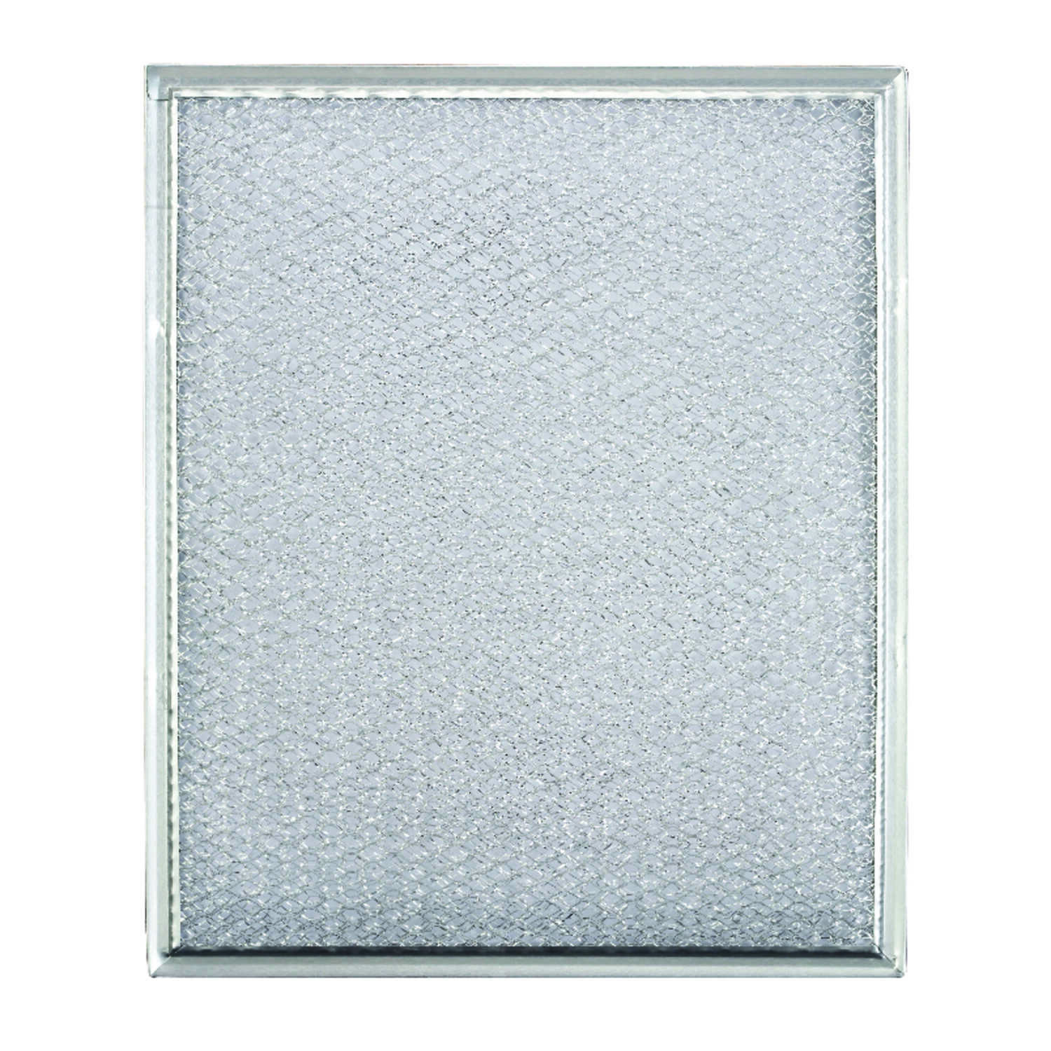 Broan  8-3/4 in. W Range Hood Filter  Silver