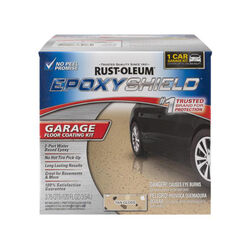 Rust-Oleum Tan Garage Floor Coating Kit 1 gal.