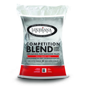 Louisiana Grills  Blend  Wood Pellets  40 lb.