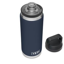 YETI  Rambler  26 oz. Insulated Chug Bottle  Navy