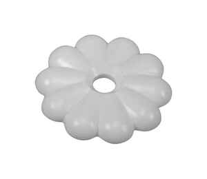 US Hardware  RV Rosette Buttons  100 pk