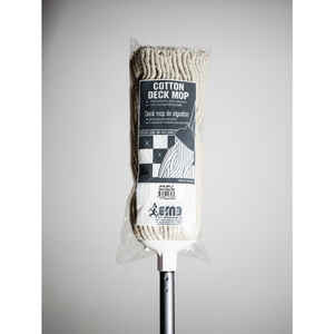 Elite Mops and Booms  3 in. W Deck Mop