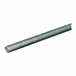 Boltmaster  1/2-13 in. Dia. x 12 in. L Steel  Threaded Rod