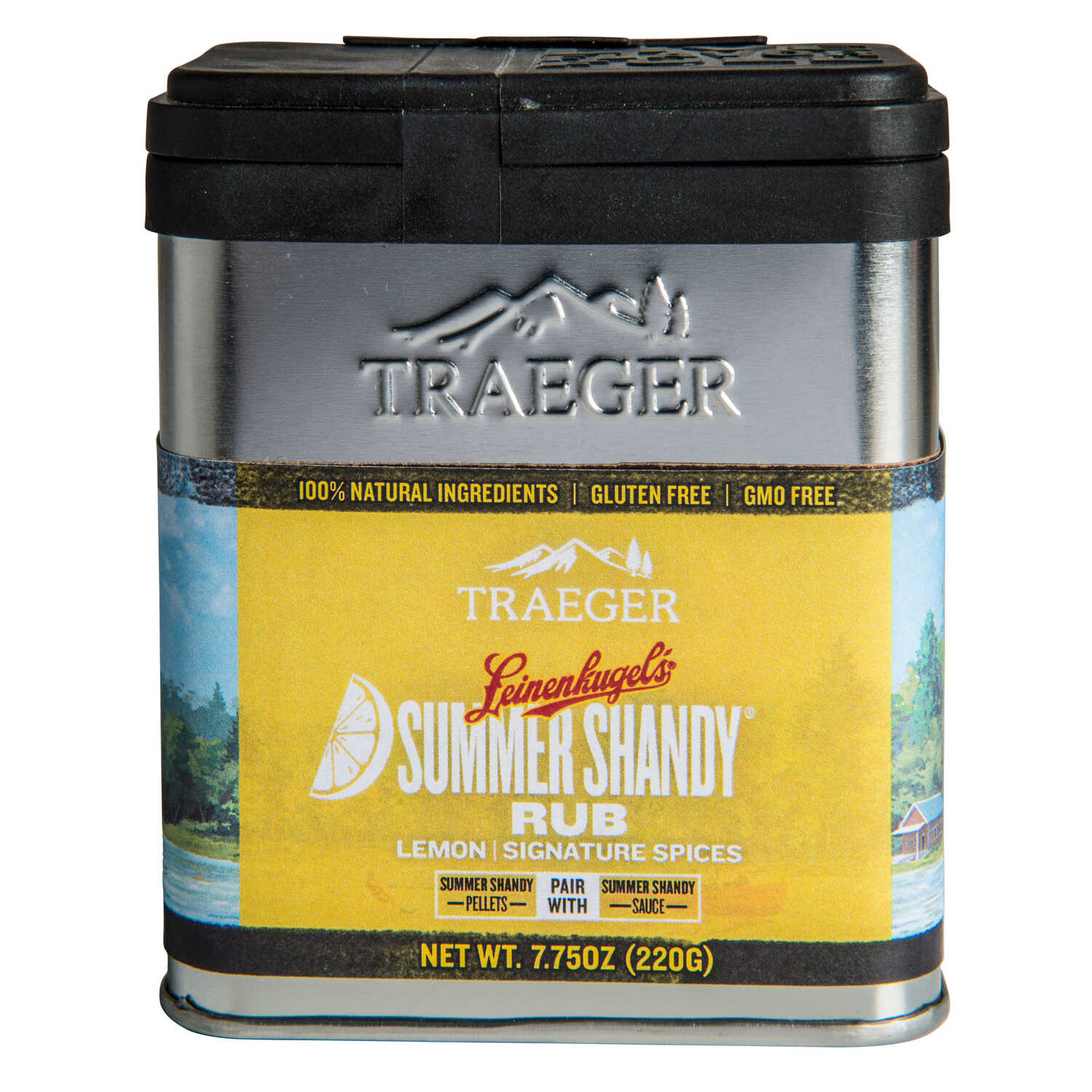 Traeger  Leinenkugel's  Summer Shandy  Seasoning Rub  7.75 oz.