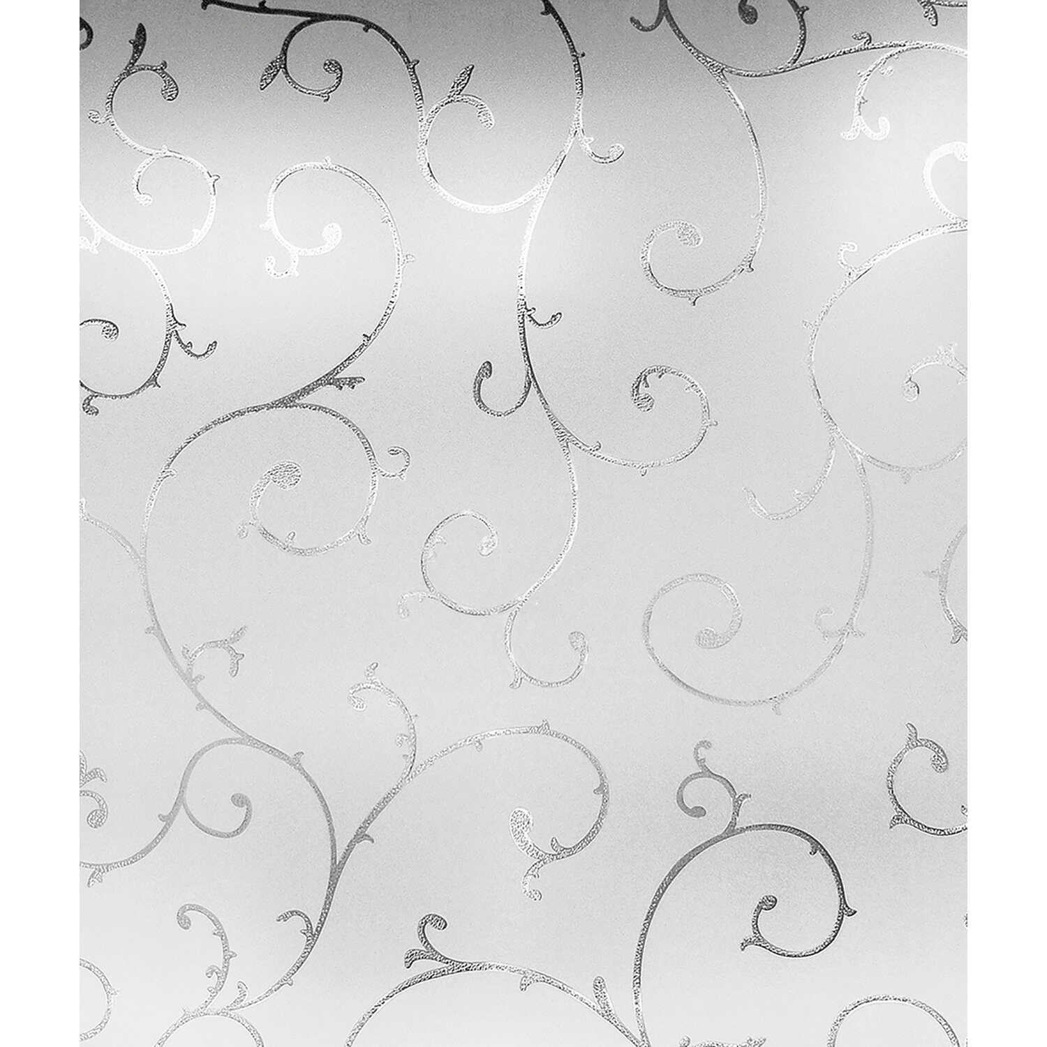 Artscape  Etched Lace  Indoor  Window Film  24 in. W x 36 in. L
