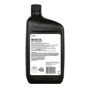 Ace  30  4 Cycle Engine  Motor Oil  1 qt.