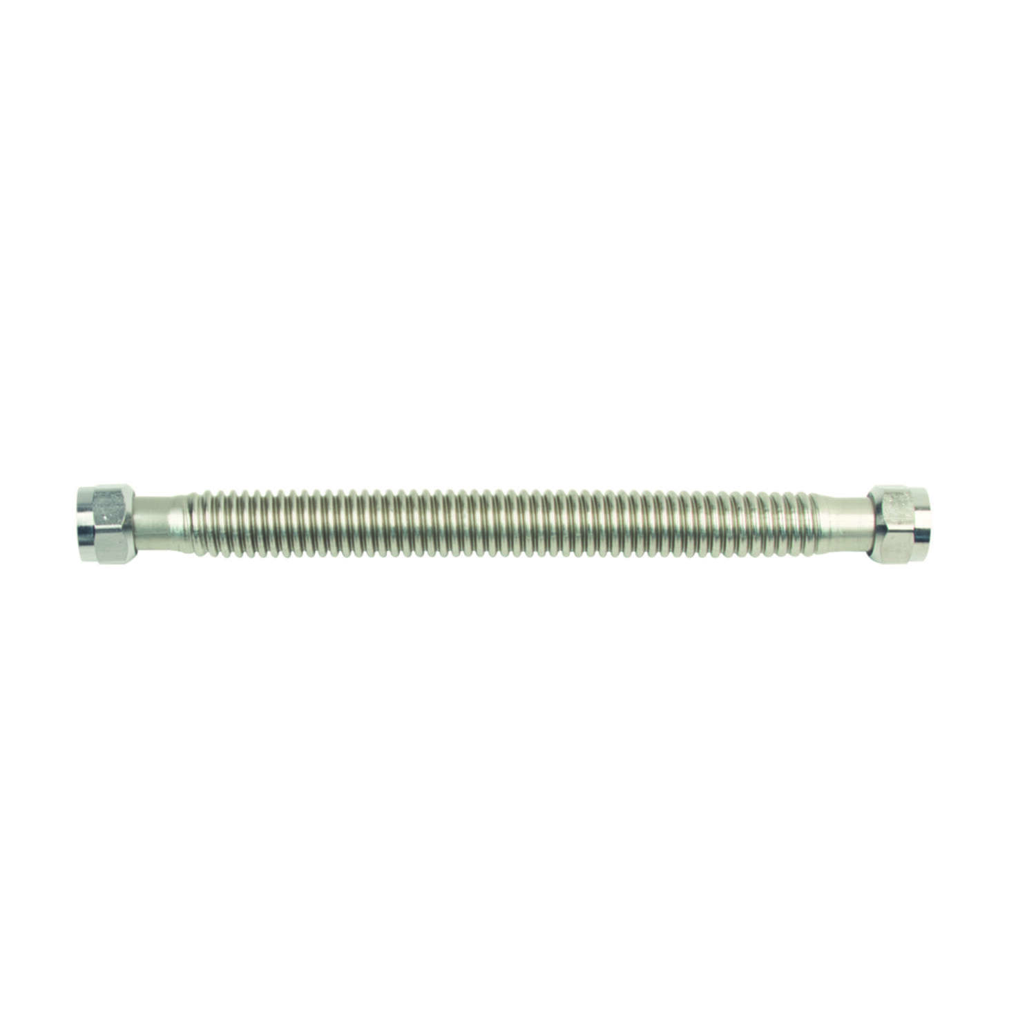 Brasscraft  ProCoat  12 in. Corrugated Stainless Steel  Connector