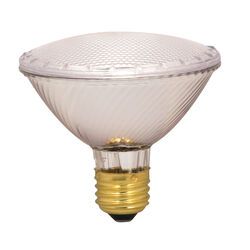 Satco  60 watts PAR30  Floodlight  Halogen Bulb  1,090 lumens Warm White  1 pk