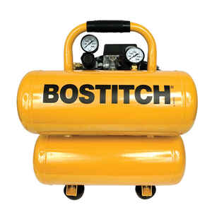 Bostitch  4 gal. Portable Air Compressor  135 psi 1.1 hp