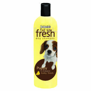 Sergeant's Fur So Fresh  For Dog Shampoo  18 oz.