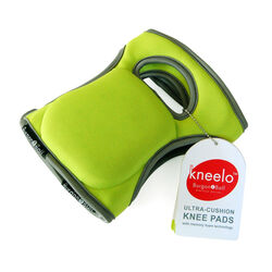 Burgon & Ball  Kneelo  7.8 in. L x 7.8 in. W EVA Foam  Garden Knee Pads  Gooseberry  One Size Fits M