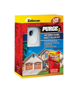 Enforcer  Purge 1  Metered Flying Insect Killer Kit  7.3 oz.