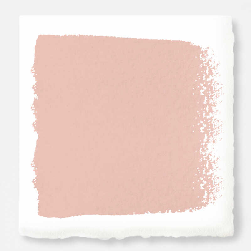 Magnolia Home  by Joanna Gaines  Eggshell  M  Acrylic  Paint  1 gal. Cabbage Rose