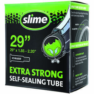 Slime  29 in. Rubber  Inner Tube  1 pk