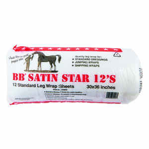 BB Satin Star  Leg Wrap  For All Animals