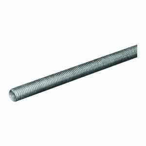 Boltmaster  1/2-13 in. Dia. x 36 in. L Steel  Threaded Rod