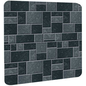 Imperial Manufacturing  28 in. L x 32 in. W Slate  Stove Board