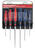 Ace  Pro  6 pc. Screwdriver Set  10.35 in.