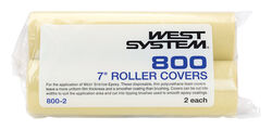 West System  Polyurethane Foam  7 in. W Paint Roller Cover  2 pk