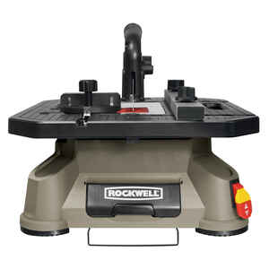 Rockwell  BladeRunner X2  4 in. Corded  Table Saw  5.5 amps 120 volt 3000 rpm