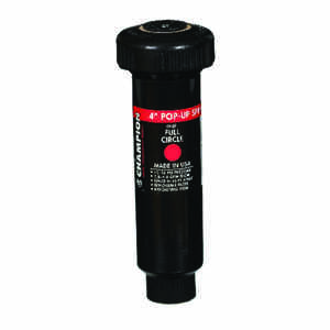 Champion  Performa  4 in. H Full-Circle  Pop-Up Sprinkler