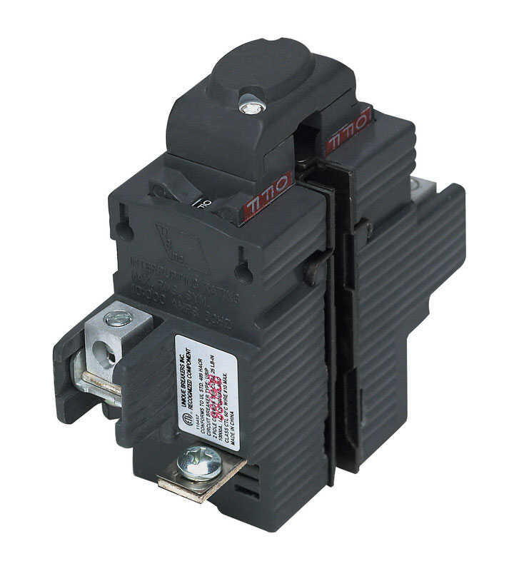 Pushmatic  40 amps Standard  2-Pole  Circuit Breaker