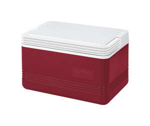 Igloo  Legend Diablo  Cooler  5 qt. Red