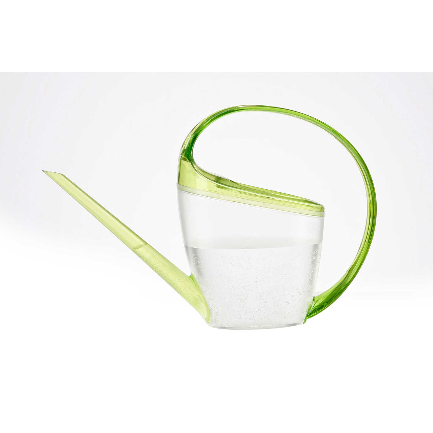 Scheurich  Loop  Green  0.4 gal. Plastic  Watering Can