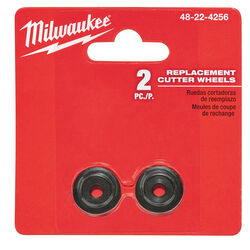 Milwaukee Replacement Cutter Wheel Black 2 pc.